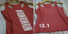 Half Marathon Tank Top. XS-XL Flowy #running shirt. #run run run shirt. 13.1 tank…