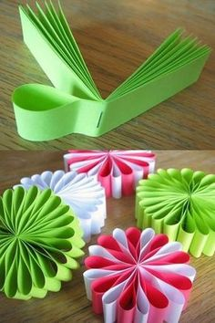Christmas crafts for kids – Making Christmas tree ornam… na Stylowi.pl Christmas crafts for kids – Making Christmas tree ornam… na Stylowi. How To Make Christmas Tree, Christmas Crafts For Kids, Holiday Crafts, Kids Crafts, Diy And Crafts, Christmas Decorations Diy For Teens, Party Crafts, Easter Crafts, Paper Flowers Diy