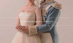 King Maxon Schreave and Queen America Singer Schreave of Illea