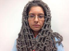Maquillaje de envejecimiento realizado por  las alumnas de 1º Técnico Estética Personal Decorativa. Mayo 2015