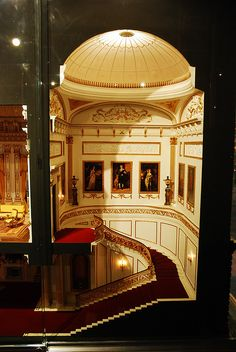 by Mark Wu Ltd, via Flickr : Grand Staircase at Buckingham Palace