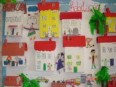 Educ@ naWeb ....Pré-Escolar: Tema Habitação - Actividades