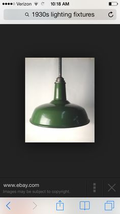 S School House Light Fixture Hotel Kitchen - 1930's kitchen light fixtures