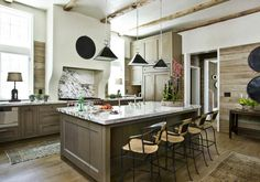 134 Incredible Luxury Kitchen Designs - Page 24 of 27 - Home Epiphany