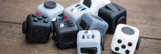 Diferentes objetos para combatir el estrés: el cubo definitivo