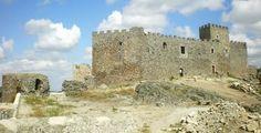 Castillo de Montánchez. Cáceres