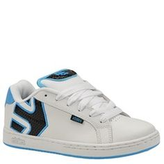 etnies Women's Fader Skate Shoe | shoemall | free shipping!