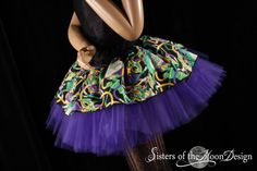 Hey, I found this really awesome Etsy listing at https://www.etsy.com/listing/236676157/mardi-gras-adult-tutu-skirt-dixieland