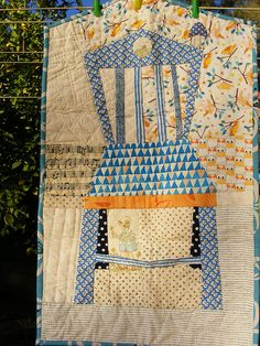 Lucinda chair quilt                                                                                                            Doll Quilt from Lucinda             by        CampFollowerBagLady      on        Flickr