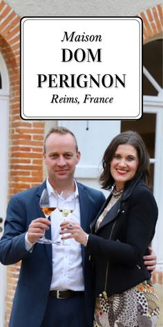 Although Dom Perignon is not open to the public, follow along on my blog to read about my amazing visit to The Spectacular Maison Dom Perignon Tour. West Coast Cities, Famous Wines, Dom Perignon, New West, Nyc Fashion, Eurotrip, Best Cities, Day Trip, Luxury Travel