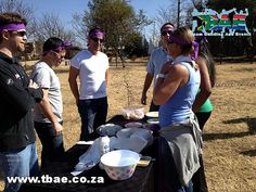 Axis Communications Potjiekos Cooking Competition team building event in Muldersdrift, facilitated and coordinated by TBAE Team Building and Events Cooking Competition, Country Hotel, Team Building Events, Minute To Win It, Cook Off