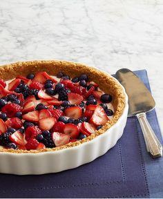 Fruit Tart Honeyed Yogurt http://wm13.walmart.com/Cook/Recipes/33963