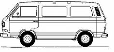 cartoon VW bus - Google Search