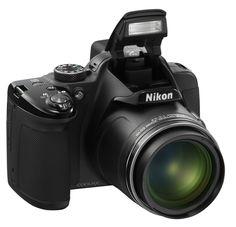 Les meilleurs appareils photo selon les TIPA Awards 2013 : Nikon Coolpix P520 - Meilleur superzoom