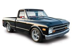 Roddy Grimes ' 68 Chevy Pick up