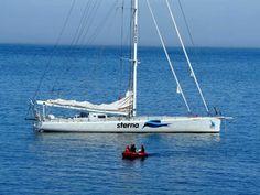 """""""Sterna"""" a la búsqueda y recuperación de boyas oceanográficas del proyecto SPURS"""