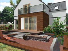 Projekty domów ABCentrum-DOM / Projekt DZ-2