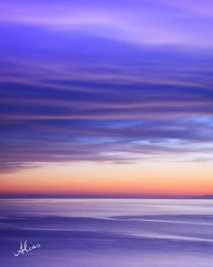 Purple, Landscape photo from Cinque Terre, Italy Landscape Photos, Landscape Photography, Nature Photography, Cinque Terre, Trek, Fine Art Prints, Waves, Italy, Sky
