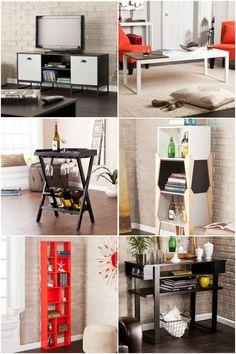 Apartment furniture ideas.