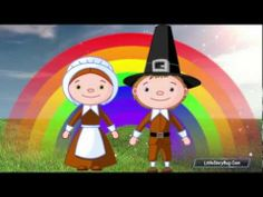 ▶ Thanksgiving Counting Songs for kids - Turkey Gobble Song - Littlestorybug - YouTube