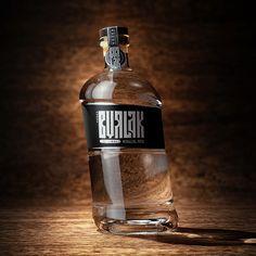 Водка Бурлак, концепт упаковки. Vodka Burlak. Concept. on Behance