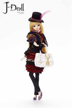 Groove J Doll Rue de Belleville | eBay