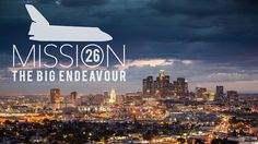 Awesome Time-Lapse of Endeavour's Journey : Mission 26 The Big Endeavour by Givot