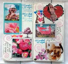 Hi peeps! Today I have a journal with me video for you! I am doing a page in my travelers notebook . Since I bought the wrong insert for. Travelers Notebook, Peeps, Journal, Frame, Decor, Picture Frame, Decoration, Decorating, Frames
