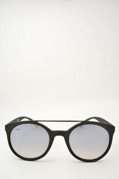 Logos LEONE black matte sunglasses #sunglasses #blackgradient #logos #blackmattebridge #roundshape #blackmatte #bassanodelgrappa #designglasses #design #cheap online store at www.bassanooptical.com