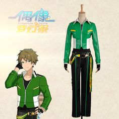 Anime Ensemble Stars Hibiki Wataru School Uniform Cosplay Costume Any Size