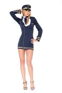 16d7c01231c 34 Best Flight attendant/pilot costume images in 2015   Pilot ...