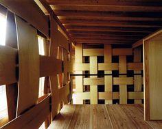 吉村理建築設計事務所 木質ブロック構造の家2  http://www.kenchikukenken.co.jp/works/1333069084/48/
