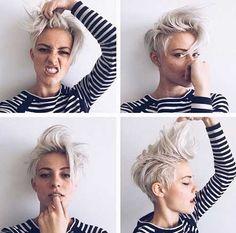Un focus sul colore dei capelli corti più alla moda di questa stagione: 57 diverse ipotesi che vi sottoponiamo... quale sarà la vostra preferita?