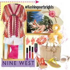 Flashing My Brights!, created by constance1964.  Thought this looked like a fun contest to enter.  Summer Fever!