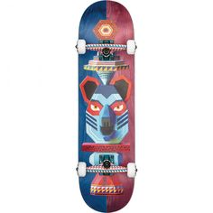 Aussie mythological beast series on split colour veneer decksSIZE: 8.25