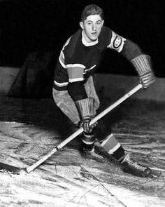 Raymond, Paul - Hockey - Exploraré Montreal Canadiens, Chicago Blackhawks, Ice Hockey, Hui, 1930s, Old School, Real Life, Sports, Autos