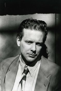 Mickey Rourke when he was REALLY good looking !