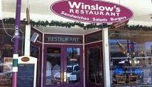 Winslow's Restaurant in #FredericksburgTexas #FBGTX #Texas #MainStreet