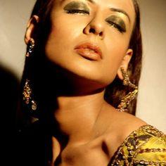Shree creme makeup by Simmi ghai and Shival ghai.
