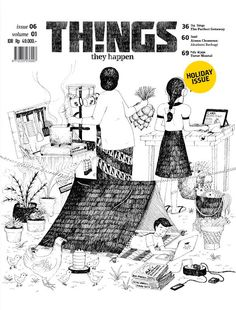 Cover by Lala Bohang Local Artists, Cover Art, Magazine, Shit Happens, Comics, Illustration, Holiday, Artwork, Movie Posters