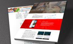 www.weblify.pl - rebranding strony firmowej Weblify // rebranding of Weblify's company website