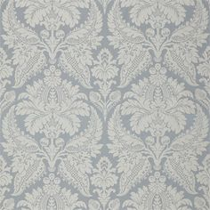ZCON331931 - Malmaison Damask, a Fabric by Zoffany, part of the Constantina Damask Weaves collection