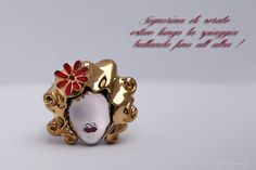 Blondy ring - CoiCoi fashion jewels 2013 collection - www.coicoi.it