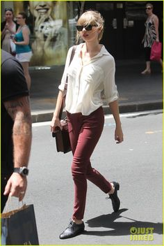 Taylor!!! Street style!