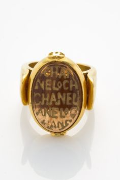 Vintage Chanel  Ring ~