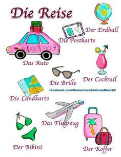 German Language Learning, Languages, Graduation, German Language, Learn German, Travel, Location Map, Language, Postcards