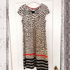 Taylor dress Like new Taylor dress size XS. No visible signs of wear. Polyester/spandex. Taylor Dresses Dresses
