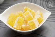 Gominolas de naranja totalmente naturales, con zumo de naranja recién exprimido Thermomix Peppa Pig, Jello, Flan, Recipe Using, Sweet Recipes, A Food, Buffet, Bakery, Easy Meals