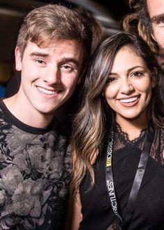 Connor Franta and Bethany Mota