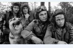 Televizní seriál Čtyři z tanku a pes